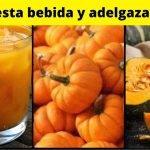 NO BEBER Más de 1 TAZA puede PERDER MUCHO PESO| Receta para Pérdida de peso rápida 🎃