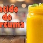 ✅🥥🥤BATIDO DEPURATIVO DE CÚRCUMA Y COCO. UNA AYUDA PARA PERDER PESO. RECETAS FÁCILES. VIDA SANA.