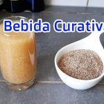 Licuado de semillas para  bajar de peso,colesterol,presión arterial,desintoxica,para reuma etc