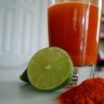 Remedio Natural Para Bajar el Colesterol - Jugo de Limon con Chile Cayane