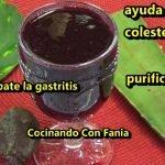 El mejor jugo para purificar la sangre, bajar el colesterol, elimina la grasa de la sangre  y mas