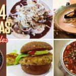 4 recetas con frijol - Cocina Vegan Fácil