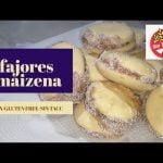 ALFAJORES DE MAIZENA SIN GLUTEN‼🤤  Mi receta de cocina
