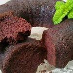 Adivina con qué está hecho este bizcocho de chocolate   Mayocake de chocolate   El Dulce Paladar Mi receta de cocina
