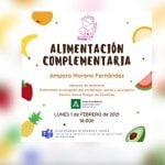 Alimentación Complementaria, Amparo Moreno  Mi receta de cocina