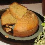 Aprende a Cocinar Bolleria: Bizcocho con Almendras  Mi receta de cocina