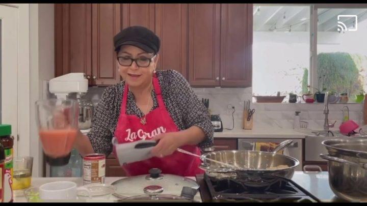 Arroz Mexicano   Doña Rosa Rivera cocina como en el rancho