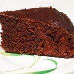 BIZCOCHO DE CHOCOLATE Y PLATANO - Receta 79 - BANANA CHOCOLATE CAKE  Mi receta de cocina