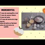 BIZCOCHO ESPONJOSO DE MANTEQUILLA-SamR  Mi receta de cocina