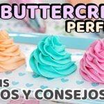 BUTTERCREAM AMERICANA PERFECTA 👍 | RECETA FÁCIL | QUIERO CUPCAKES