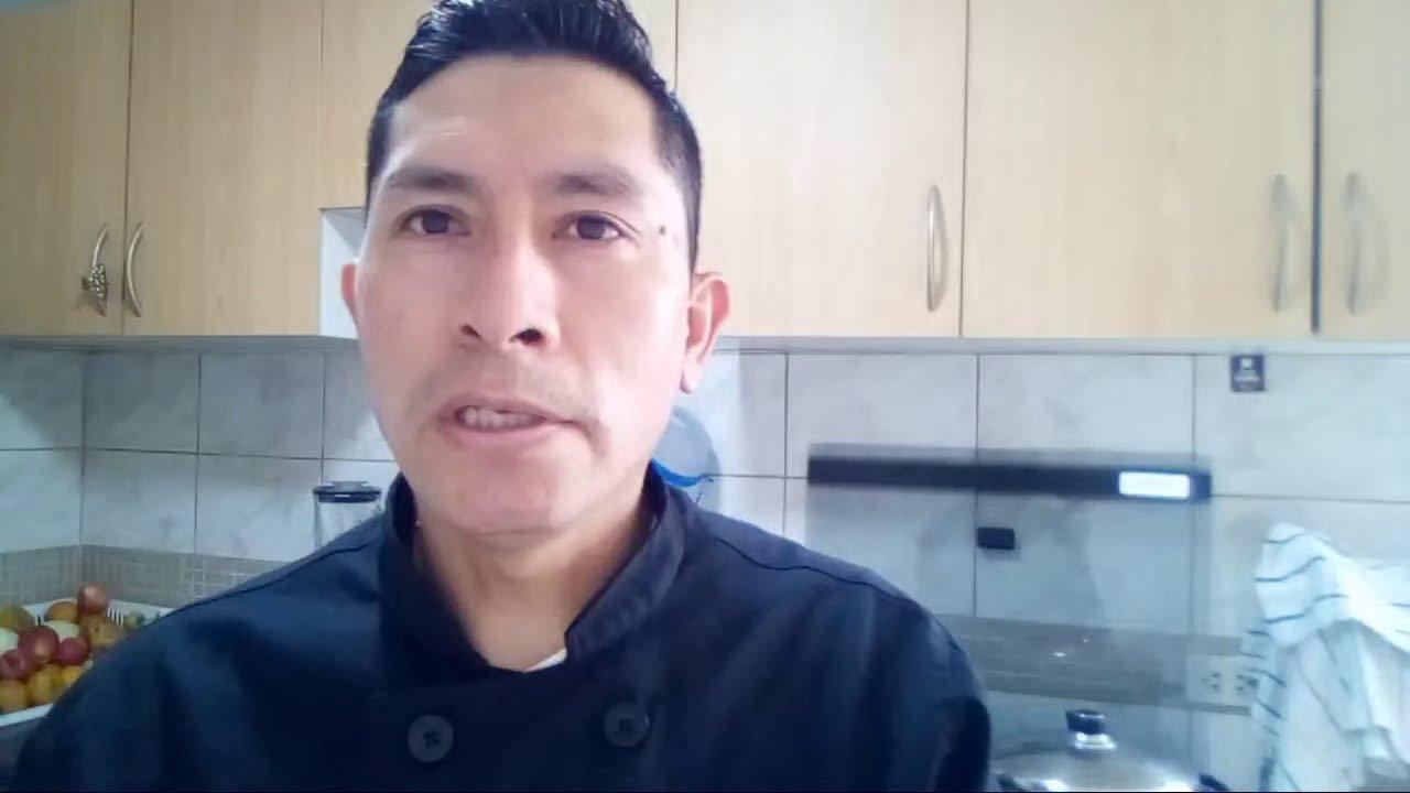 Bienvenido 2021 Recetas Cocina Peruana