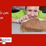 Bizcocho de CHOCOLATE  en DIEZ MINUTOS. Recetas fáciles. Cocinando con Yadira  Mi receta de cocina