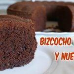 Bizcocho de Café y Nueces / RECETA CASERA / Josean MG |  Mi receta de cocina