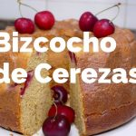 Bizcocho de Cerezas / RECETA CASERA Fácil de Hacer / Josean MG    Mi receta de cocina