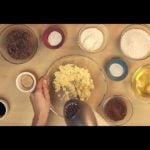 Bizcocho de Frijol Bayo Mary hecho con Crema de Arroz Mary - Alimentos Mary - Recetas Mi receta de cocina