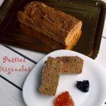 Bizcocho de Frutas y Hortalizas - Receta de aprovechamiento - Postre Sano  Mi receta de cocina