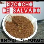 Bizcocho de Salvado / Bran Cake  Mi receta de cocina