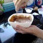 Bizcocho exprés en el microondas en dos minutos Mi receta de cocina