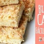 CÓMO HACER BIZCOCHO CASERO | RECETA RÁPIDA Y FÁCIL | PEQUERECETAS  Mi receta de cocina