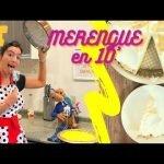 COMO HACER MERENGUE: Y LEMON PIE SIN AZUCAR  Mi receta de cocina