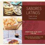 Clase Sabores Latinos. Arepas, pao de queijo, chocolate santafereño, pudín de pan en Thermomix  Mi receta de cocina