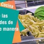 Cocina | Prepare pasta fresca en casa