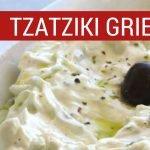 Como hacer Salsiki Griego (Tzatziki) - Recetas con ZUCCHINI - Paulina Cocina