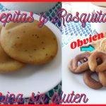 Como hacer arepas dulces Sin Gluten - Merienda o desayuno Dulce con Arepas y Rosquitas de anis Mi receta de cocina