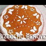 Como hacer el bizcocho genovesa clásico y perfecto  Mi receta de cocina