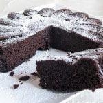 Como hacer un Bizcocho al microondas de chocolate  Mi receta de cocina