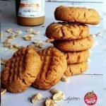 Cookies sin gluten y sin lactosa! Galletitas de Peanut Butter, super fáciles!!! sólo 3 ingredientes  Mi receta de cocina