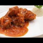 Cordero guisado con tomate y vermut - Cocina Abierta de Karlos Arguiñano