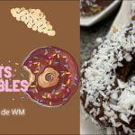 Donuts saludables 🍩🥥🤩  Mi receta de cocina