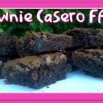 El mejor Brownie de chocolate! Casero Fácil y Rápido*  Mi receta de cocina