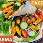 En 20 minutos la comida lista! Fácil, Saludable y Salvadora TACO ARABE o SHAWARMA   Cocina de Addy