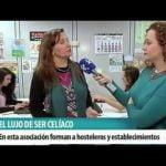 """Extremadura en abierto: """"Día nacional del celiaco"""" Mi receta de cocina"""