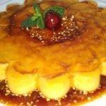 FLAN DE HUEVOS😋 sin horno un clásico de cualquier repostería//EGG FLAN without oven  Mi receta de cocina
