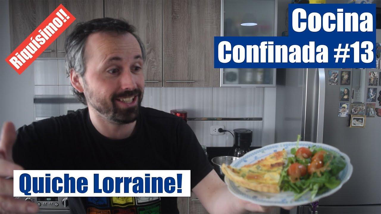 La Quiche - Cocina Confinada 13 - #Receta ESP