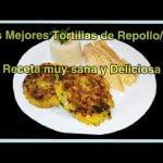 Las Mejores Tortitas de Col / Repollo   Trucha   Arroz Basmati   Receta Saludable y Deliciosa
