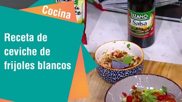 """Libro """"Costa muy rica"""": Receta de Ceviche de frijoles blancos   Cocina"""