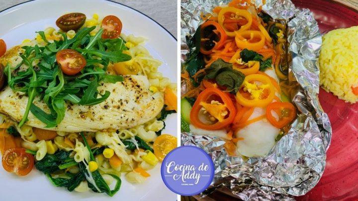 Menú para GASTRITIS y COLITIS Almuerzos y Cenas Fáciles para Comer RICO y Saludable  Cocina de Addy