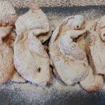 Orejas de Carnaval !! Receta de la abuela!! Dulce tradicional muy rico !! Mi receta de cocina