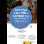 PI y Gastronomía: De la Gastronomía a la Gastronosuya. Cómo proteger mis platos-16 JULIO 2020  Mi receta de cocina