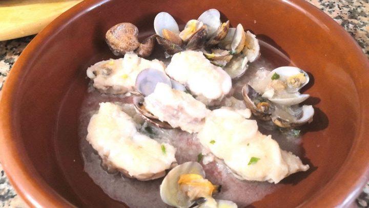 PIXÍN A LA SIDRA | Receta de pescado de la cocina Asturiana
