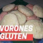 POLVORONES SIN GLUTEN (Receta con pocos ingredientes y fácil)  Mi receta de cocina
