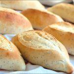 Pan casero fácil para bocadillo. ¡Tierno y esponjoso como una nube!