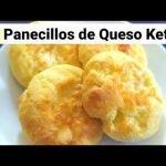 Panecillos de queso keto|Pandebonos keto| Pancitos de queso y Coco keto  Mi receta de cocina