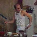 Pepe Viyuela - Hogar Cutre Hogar 1991. Sketch Receta cocina