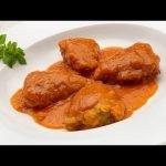 Pimientos rellenos de carne picada - Cocina Abierta de Karlos Arguiñano