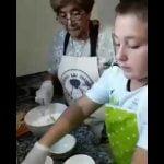 Pizza Rellena de Jamón y Queso - Desafío Sin Gluten 2019  Mi receta de cocina